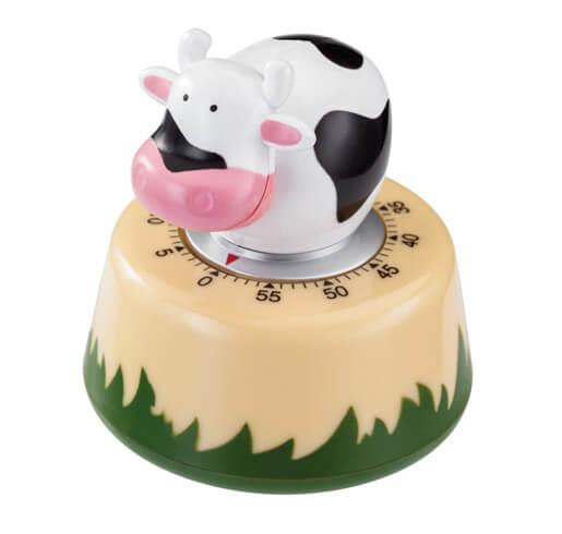 Judge Kitchen Analogue Timer Grazing Cow