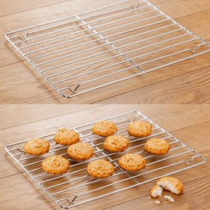 JUDGE 35 x 27 cm Cooling Rack - Jacksons of Preston Ltd