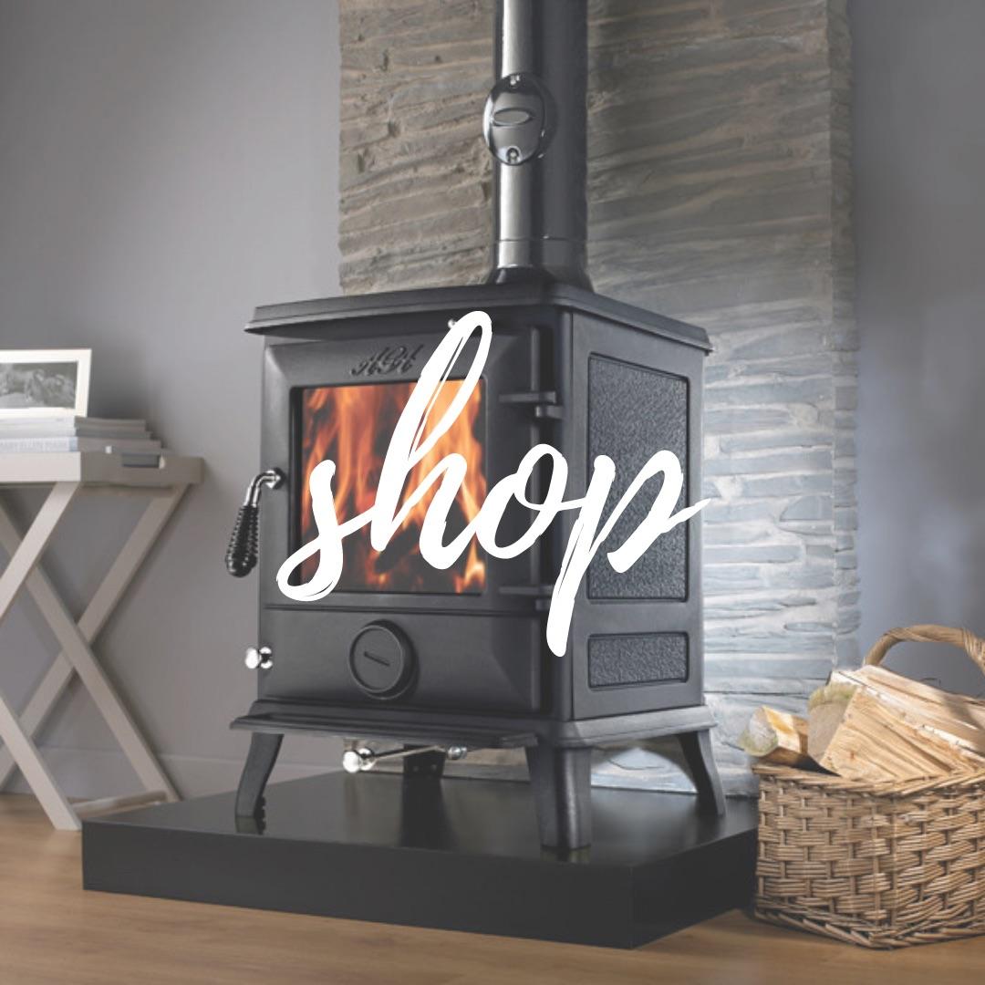 Wood Fired Stoves - Sales - Jacksons of Preston Ltd